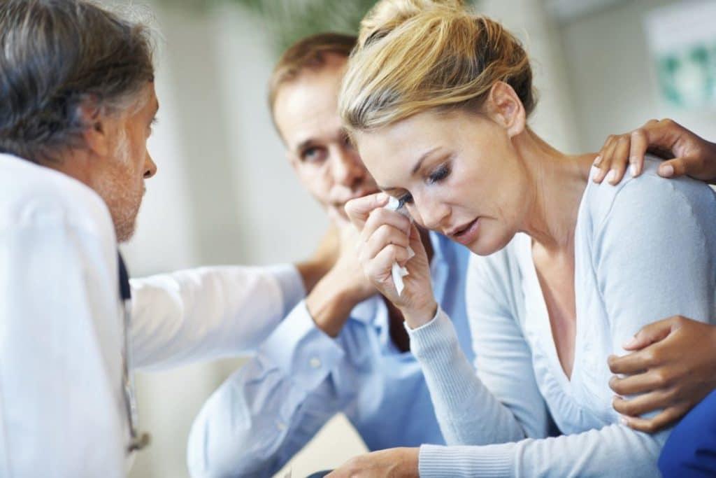 Гипертонический криз после стресса