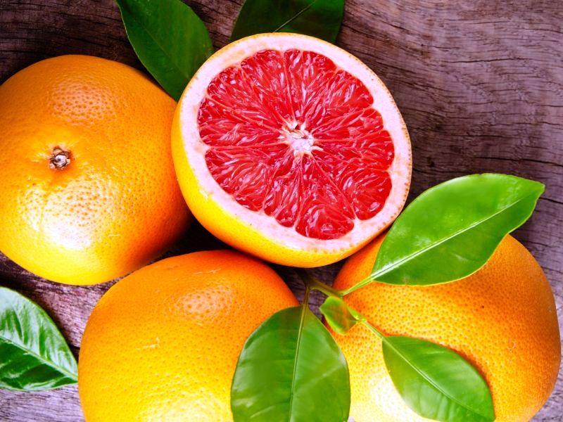 Как грейпфрут влияет на артериальное давление?