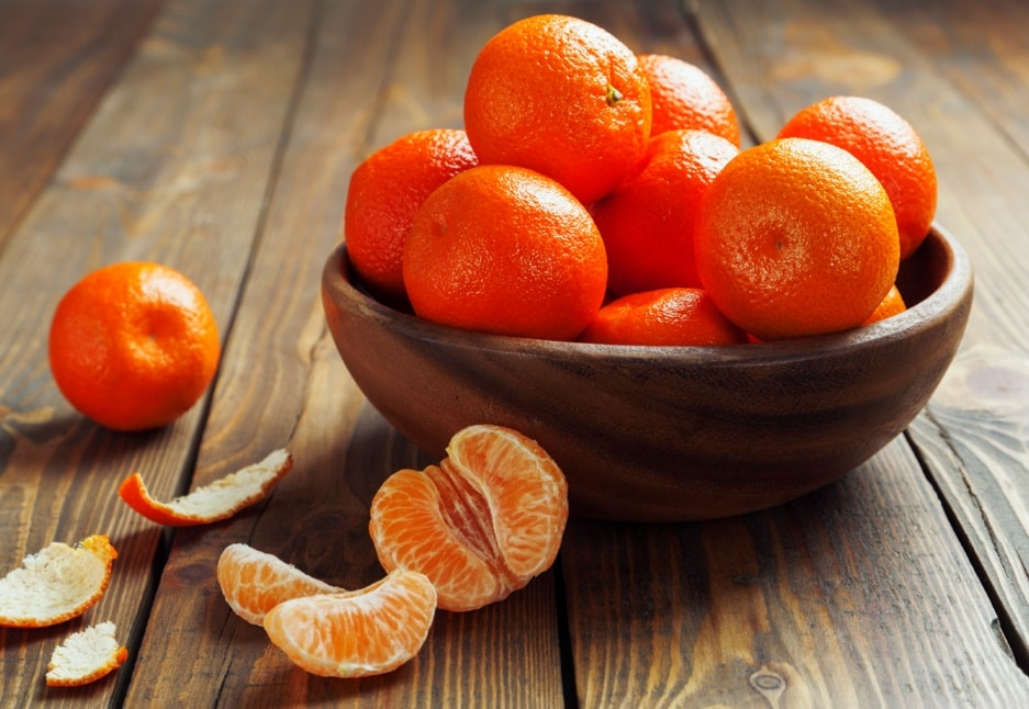 Как мандарины влияют на давление