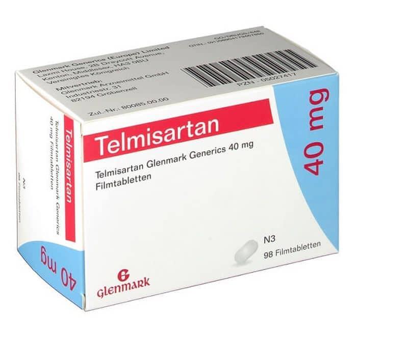 «Телмисартан»: инструкция по применению и аналоги