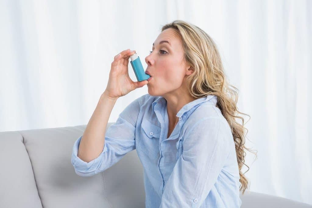 Локрен при астме
