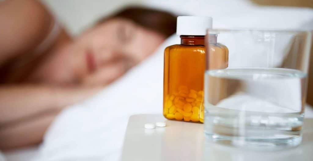 Гипертония от снотворного