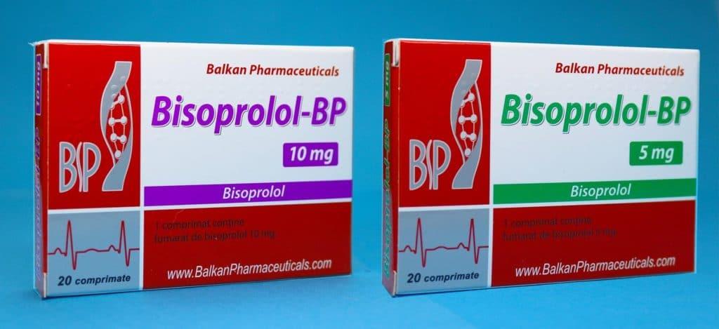 Гипотензивное средство Бисопролол