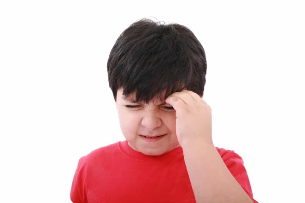 внутричерепная гипертензия у детей 5 лет