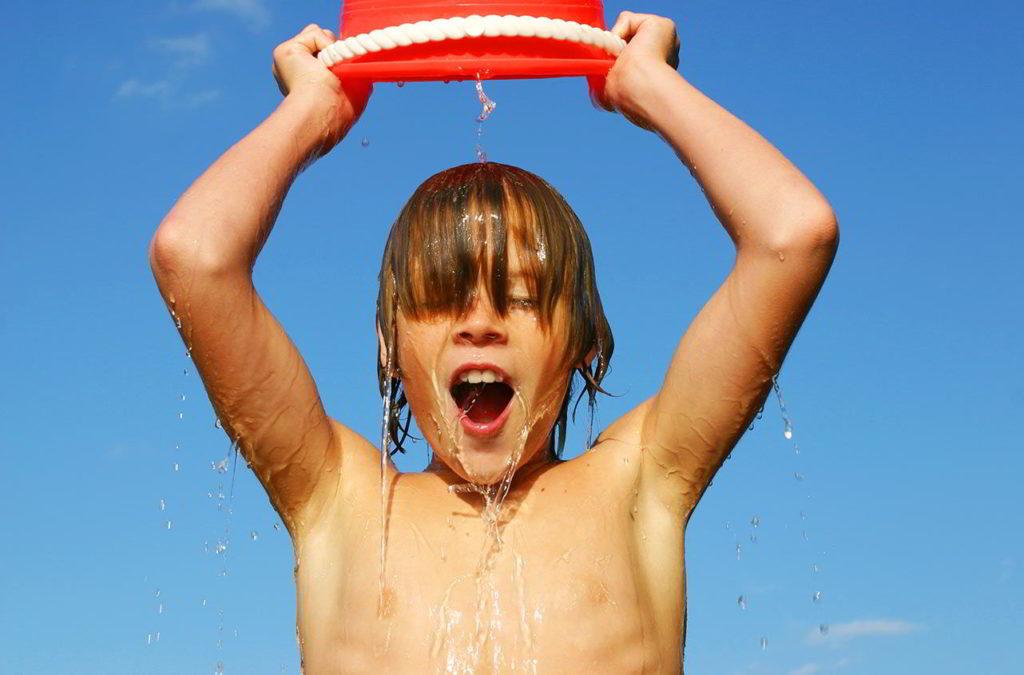 Обливание против гипотонии у ребенка