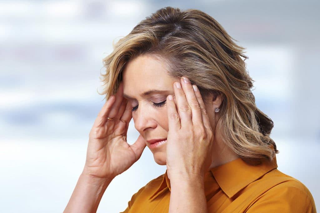 Симптомы эндокринной гипертензии