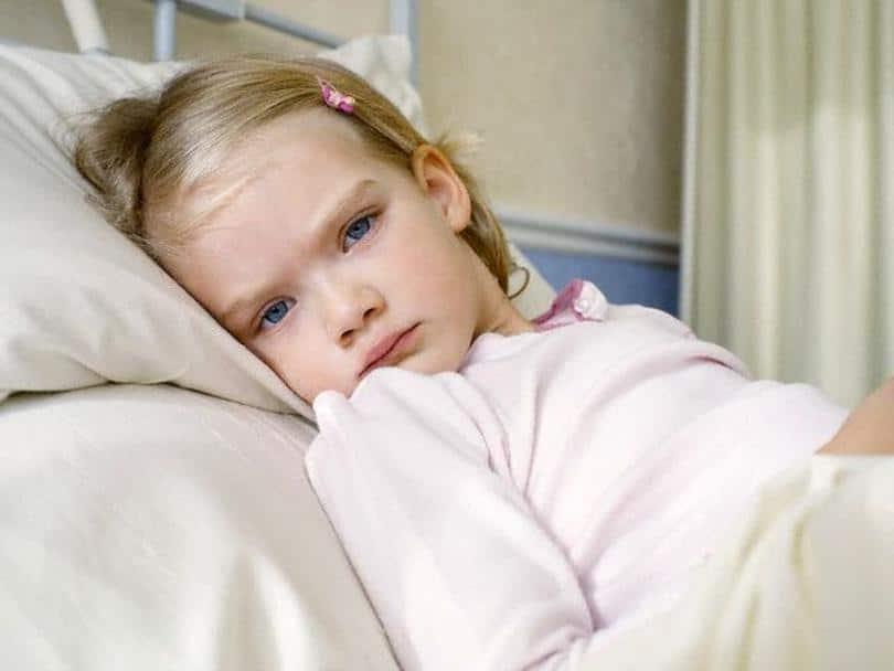 Причины и лечение гипотонии у ребенка
