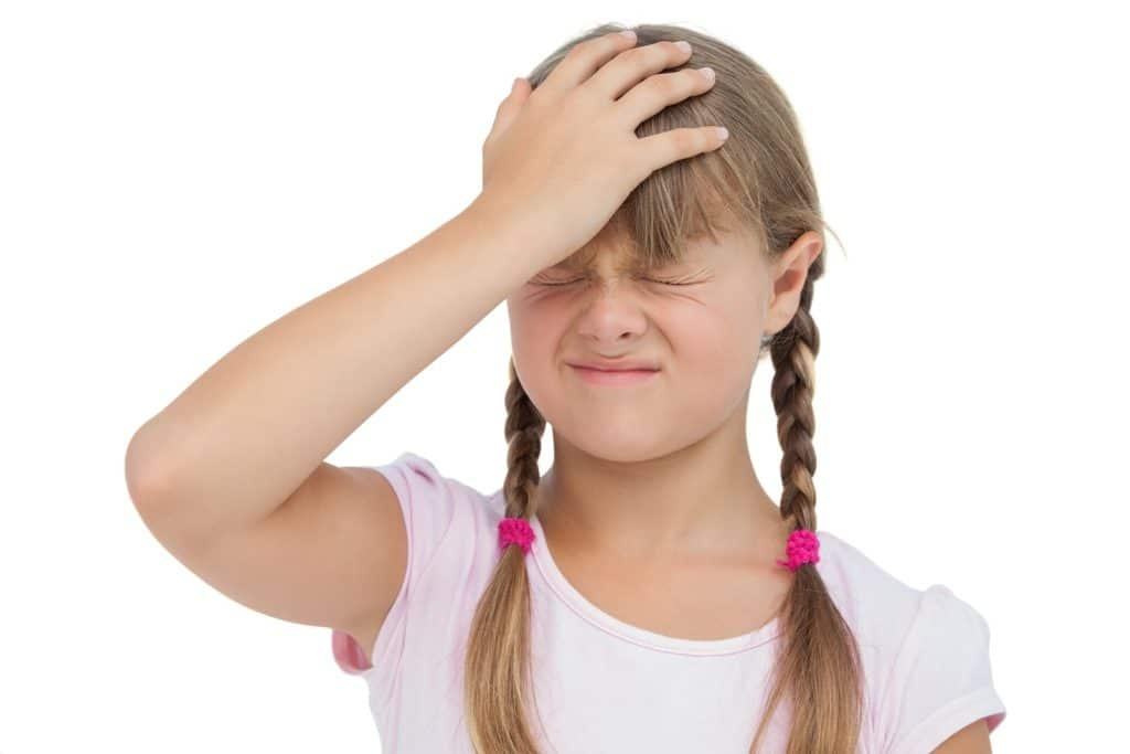 Головная боль при внутричерепной гипертензии у ребенка