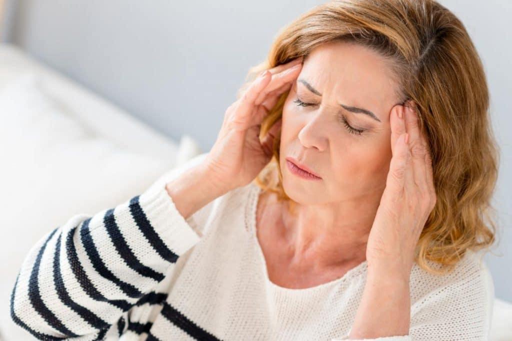 Боль головы при гипертонии