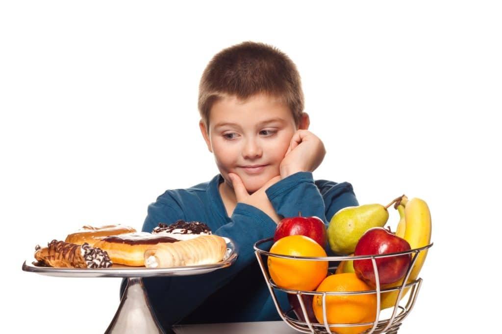 Питание ребенка при гипертонии