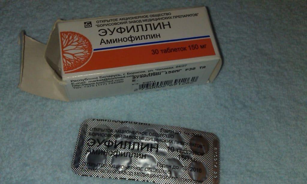 Эуфилин при гипертонии
