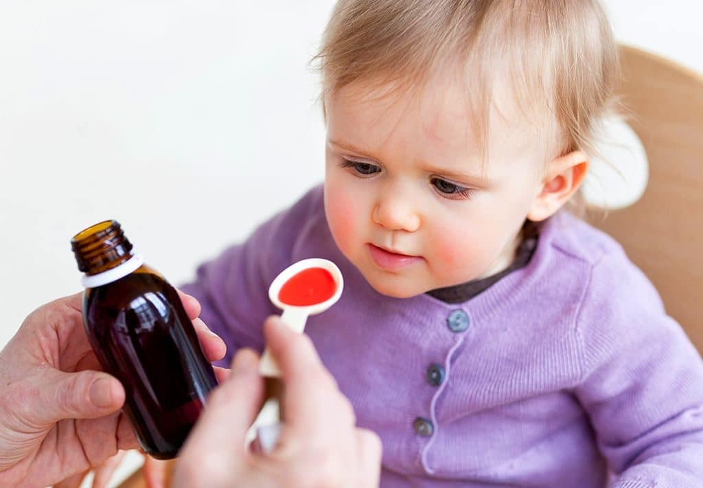 Медикаментозная гипотония у ребенка