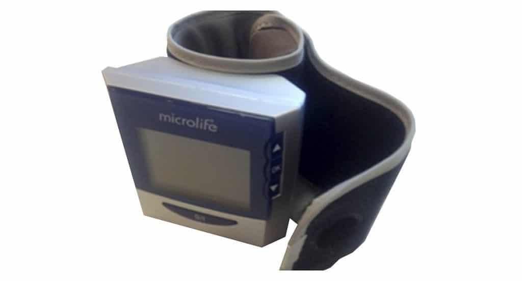 Автоматический тонометр MICROLIFE BP 3AX1