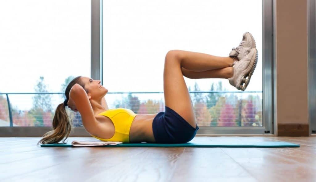 Упражнения, повышающие внутрибрюшное давление
