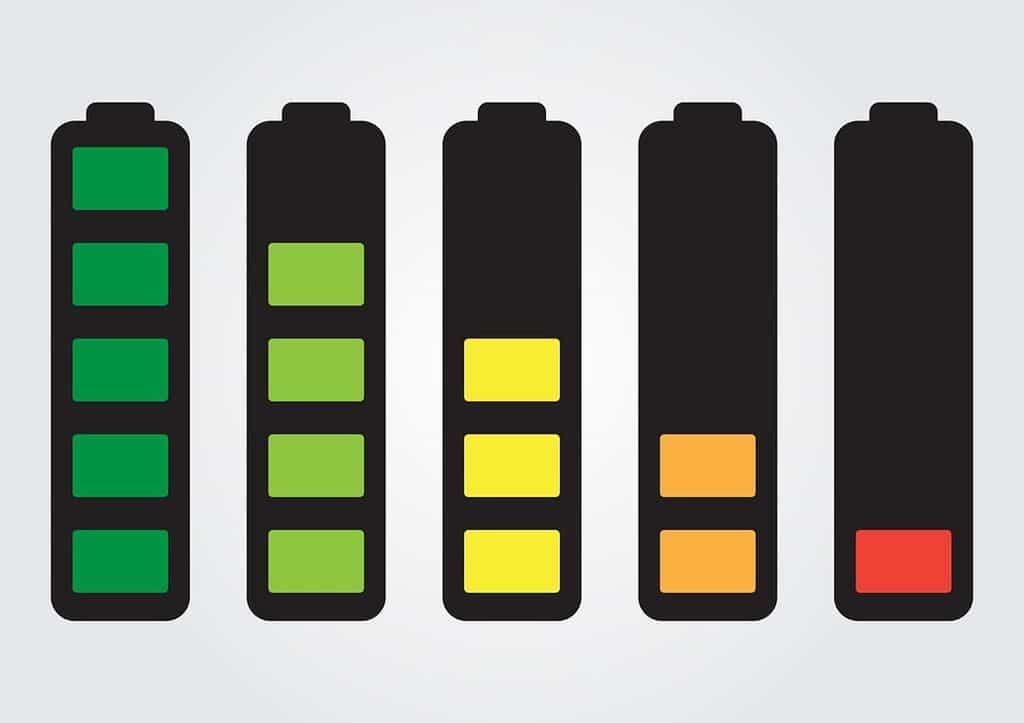 Ошибки тонометра при слабом заряде батареи