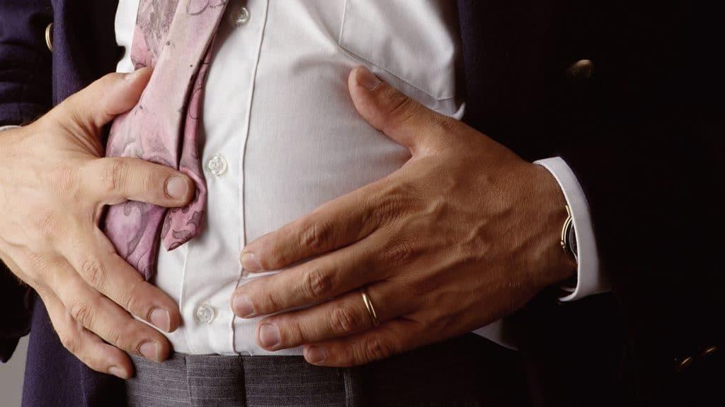 Причины повышенного внутрибрюшного давления