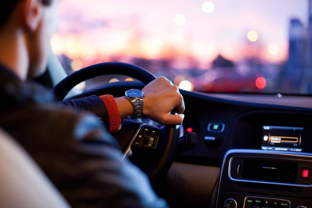 Управление транспортными средствами при приеме Допегита