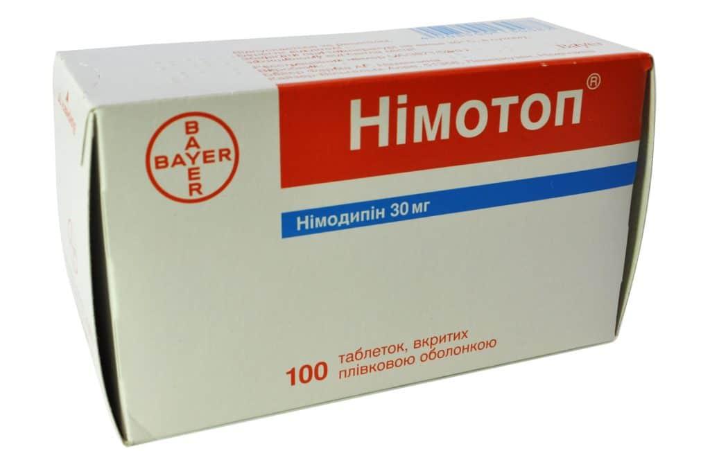 Препарат Нимотоп