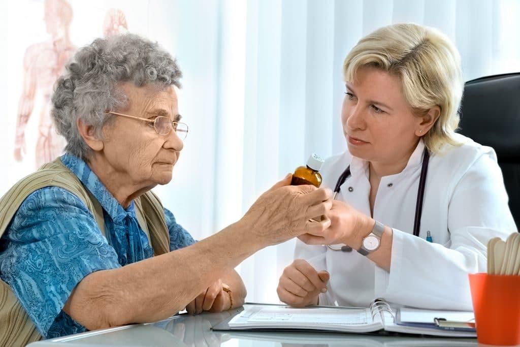 Нимодипин в пожилом возрасте