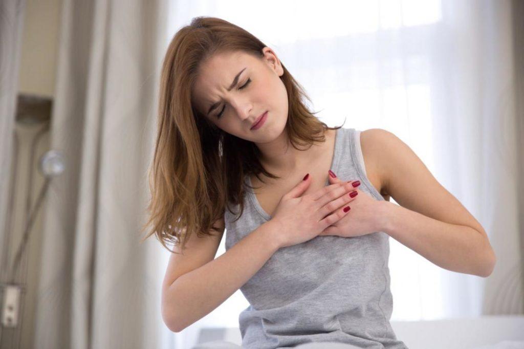 Опасность желудочковой аритмии сердца