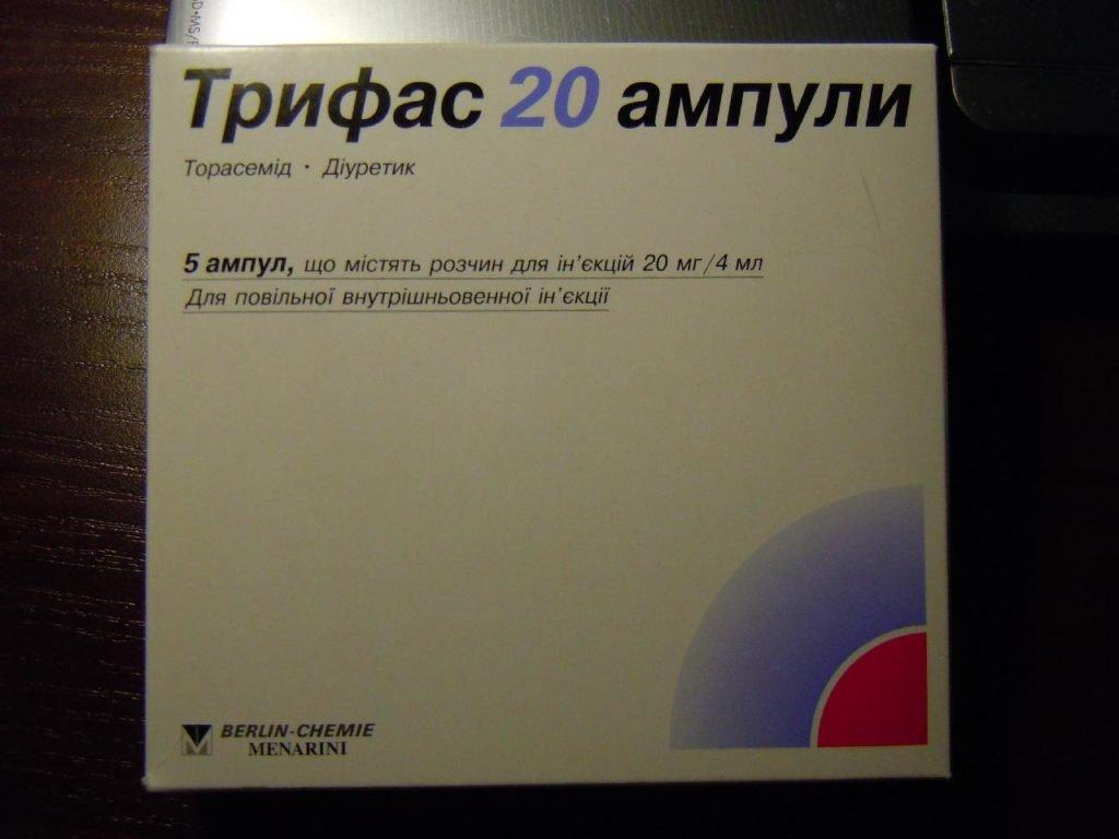 Трифас: фармакологические свойства, инструкция по применению, цена, аналоги и отзывы о препарате