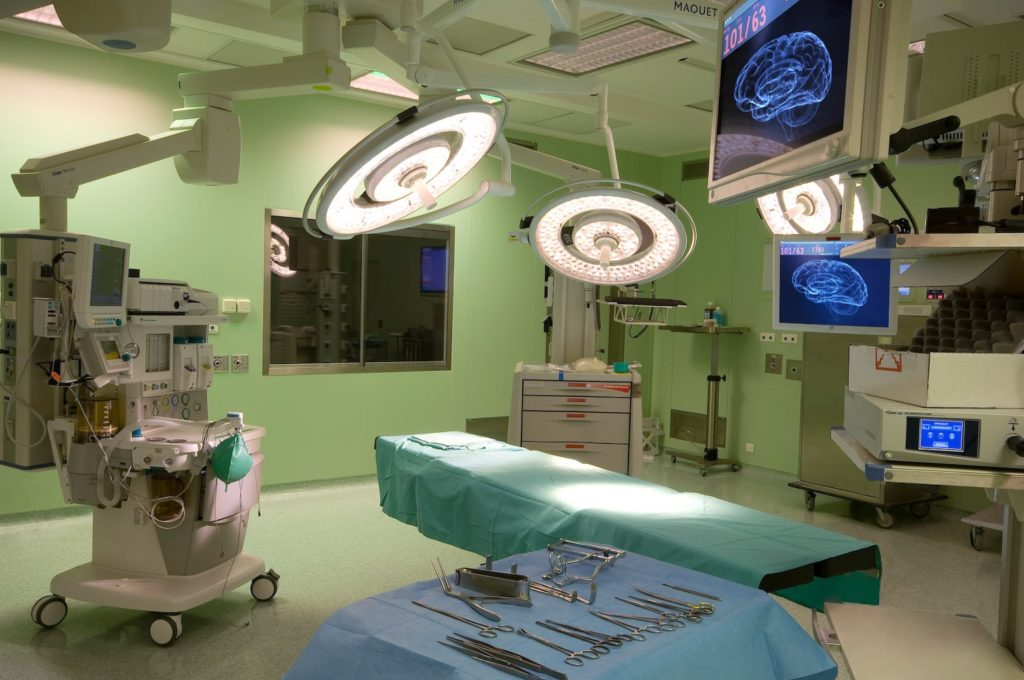 Медицинское оборудование для прижигания сердца при аритмии