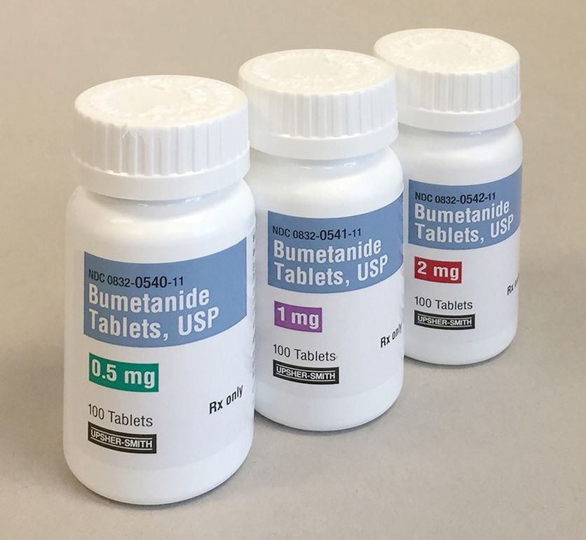 Буметанид: свойства, инструкция по применению препарата