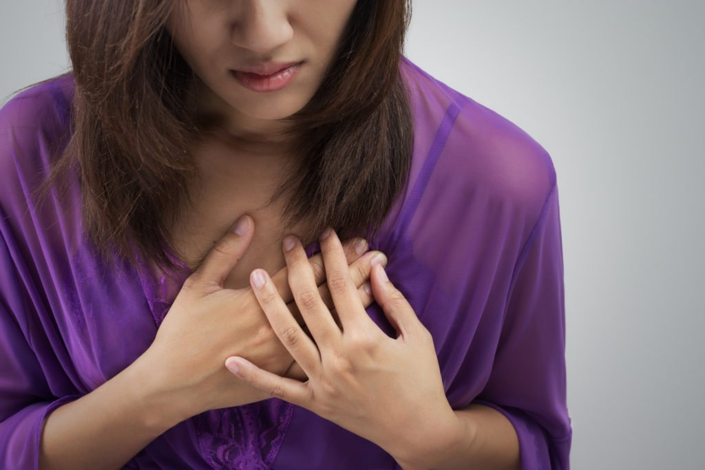 Признаки мерцательной аритмии