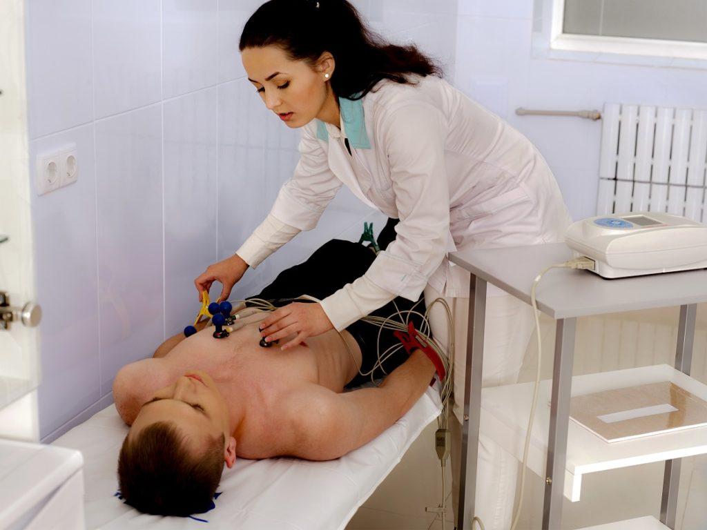 Диагностика аритмии с помощью ЭКГ