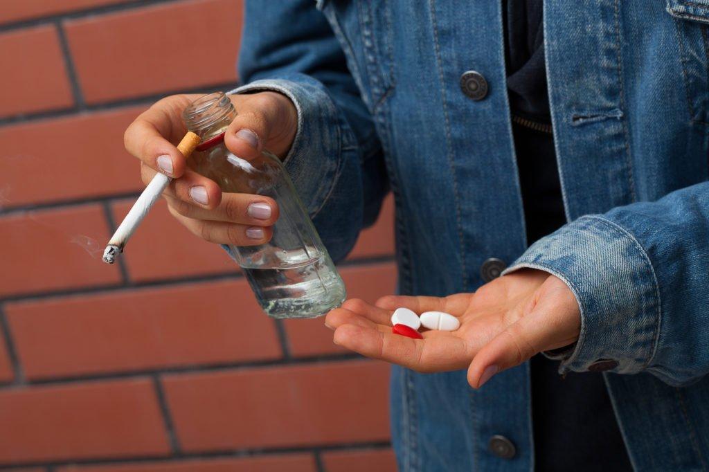 Алкоголь и лекарство