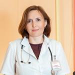 Кардиолог высшей категории Светлана Владиславова