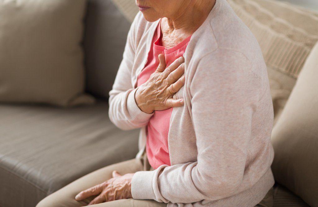 Комбинированный митральный порок сердца