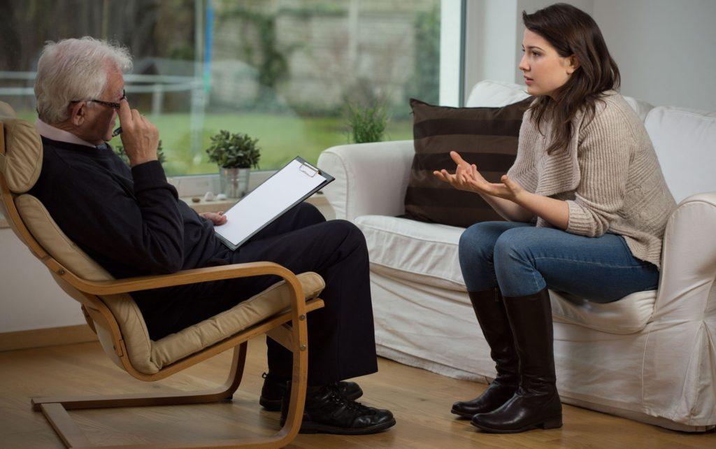 Психотерапия при ВСД