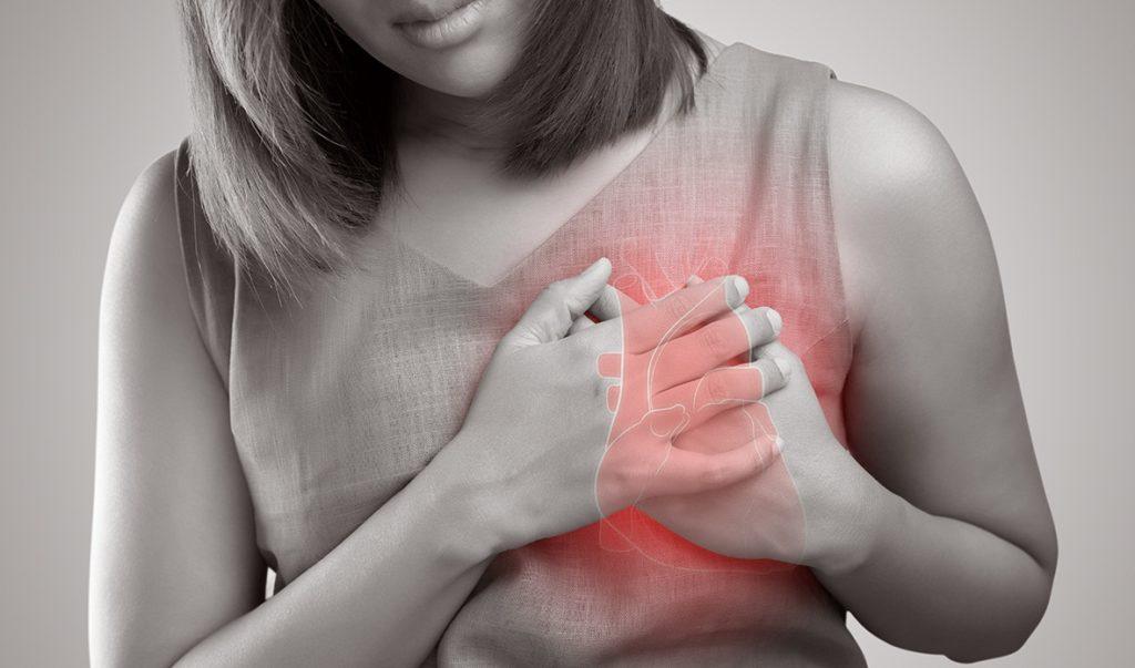 Боли в сердце при ВСД: как отличить ВСД от сердечных заболеваний
