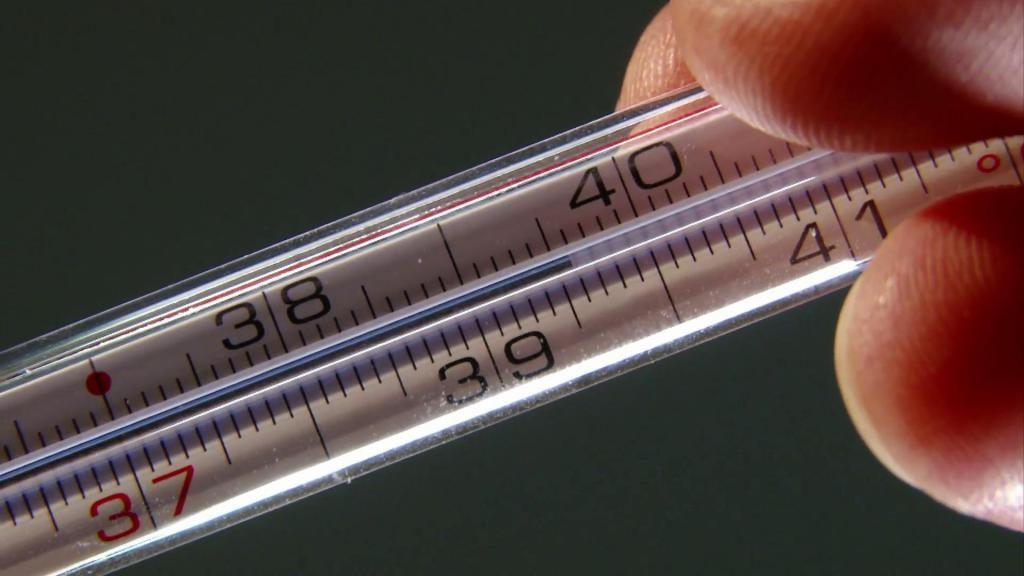 Повышенная температура при ВСД: почему бросает в жар?