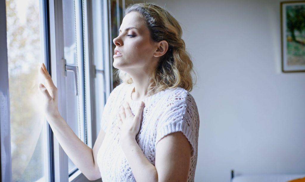 Нехватка воздуха при ВСД: причины и методы борьбы с удушьем