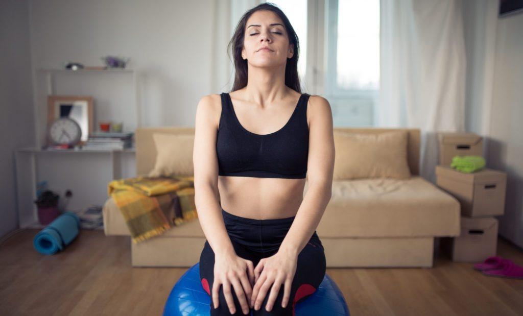 Дыхательная гимнастика при ВСД: техники и упражнения