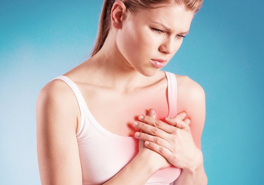 ВСД по кардиальному типу – что это и как проявляется?