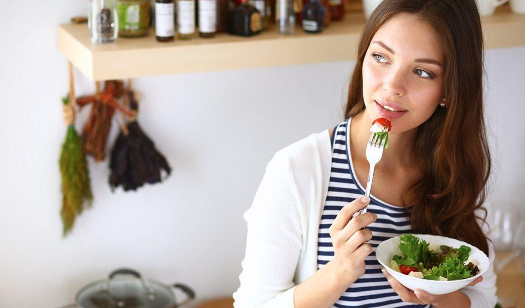 Правила питания при ВСД