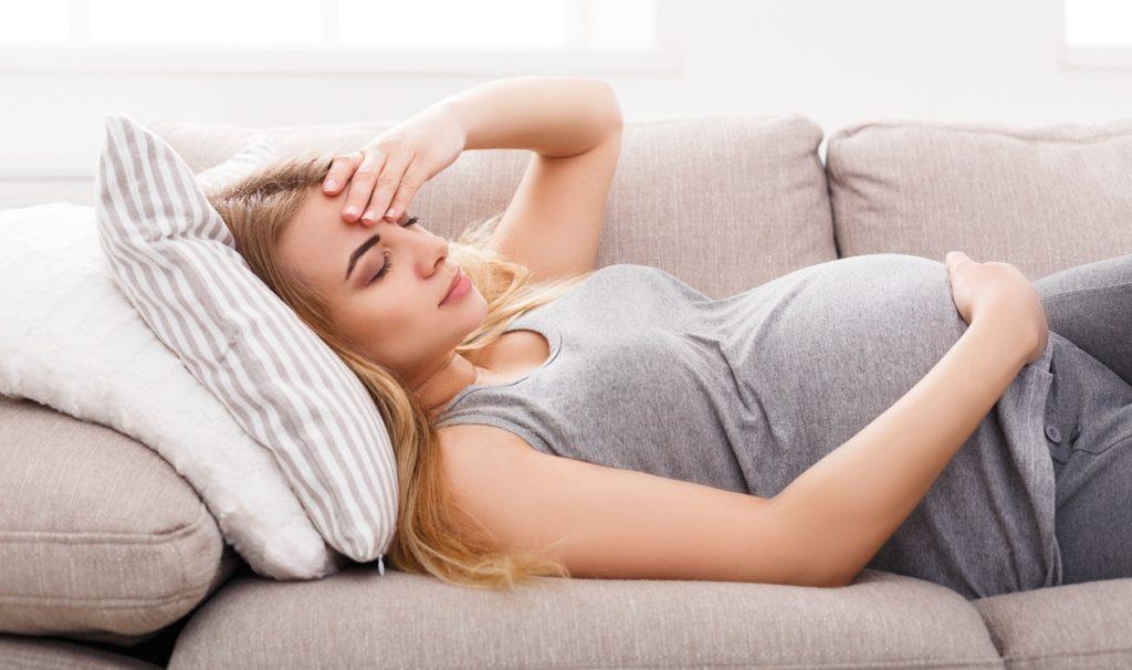Симптомы ВСД при беременности