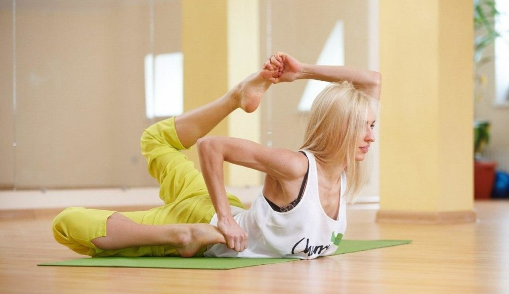 Упражнения для дома при ВСД